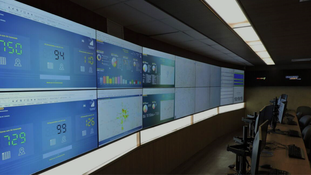 Metrocard - Centro de Controle Operacional I