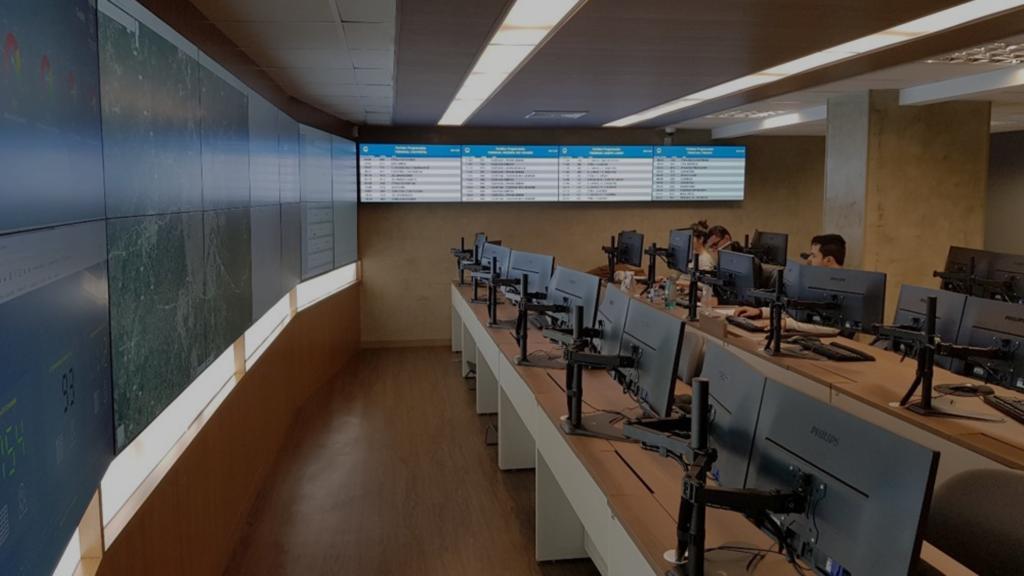 Metrocard - Centro de Controle Operacional II