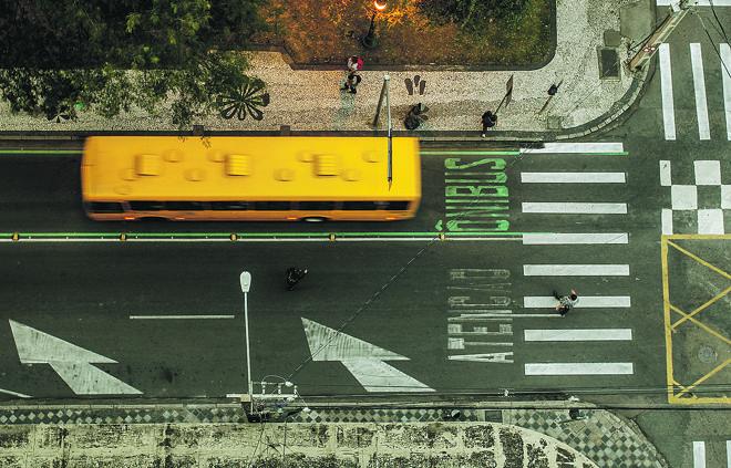 Transporte público em busca de novos passageiros