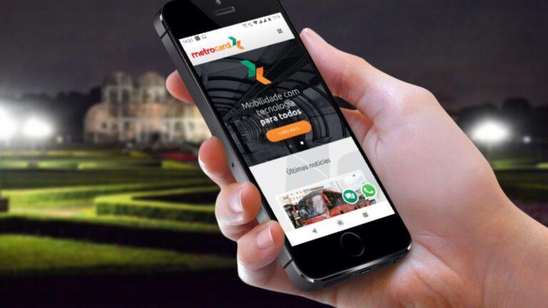 Novo site da Metrocard está no ar!