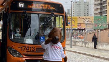 O dia em que a Capivara andou de ônibus